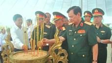 Khánh thành công trình tri ân liệt sĩ tại xã Lộc Hưng, huyện Trảng Bàng, tỉnh Tây Ninh