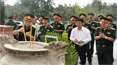 Lực lượng vũ trang Quân khu 7 tiếp tục thực hiện có hiệu quả công tác chính sách đối với Quân đội, hậu phương Quân đội và các hoạt động Đền ơn đáp nghĩa
