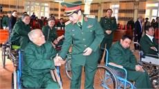 Bộ Tổng Tham mưu tiếp tục thực hiện có hiệu quả chính sách hậu phương Quân đội và các hoạt động Đền ơn đáp nghĩa