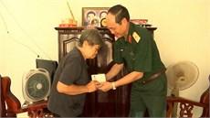 Bộ Tư lệnh Quân khu 7 thăm, tặng quà người có công với cách mạng tại huyện Côn Đảo, tỉnh Bà Rịa - Vũng Tàu