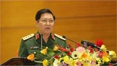 Chăm lo thực hiện tốt chính sách hậu phương Quân đội, đáp ứng yêu cầu xây dựng và bảo vệ Tổ quốc trong tình hình mới