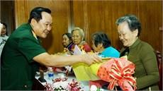 Bộ Tư lệnh Quân khu 7 tổ chức Họp mặt kỷ niệm 40 năm Ngày chiến thắng chiến tranh bảo vệ biên giới Tây Nam của Tổ quốc và cùng quân dân Campuchia đánh đổ chế độ diệt chủng