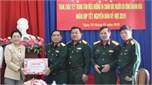 Bộ Tư lệnh Quân khu 5 thăm hỏi, tặng quà Trung tâm điều dưỡng và chăm sóc người có công tỉnh Khánh Hòa