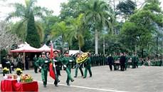 Hà Giang tổ chức Lễ truy điệu và an táng 11 hài cốt liệt sĩ