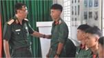 Bộ Tư lệnh Quân khu 7 thăm, tặng quà Đội K70/Cục Chính trị Quân khu 7 và Đội K73/Bộ CHQS tỉnh Long An trước khi lên đường thực hiện nhiệm vụ tìm ...