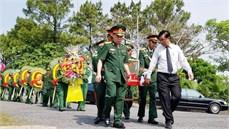 Tỉnh Quảng Trị tổ chức Lễ truy điệu và an táng 26 hài cốt liệt sĩ  được tìm kiếm, quy tập tại Lào trong mùa khô 2018 - 2019