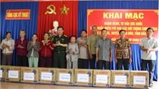 Tổng cục Kỹ thuật khám bệnh, cấp thuốc miễn phí, tặng quà đối tượng chính sách tại tỉnh Đắk Lắk