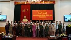 Bộ Quốc phòng gặp mặt Đoàn đại biểu người có công với cách mạng  tỉnh Khánh Hòa