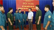 Ban Chỉ đạo 515 huyện Hòa An (tỉnh Cao Bằng) tổ chức Hội nghị  rút kinh nghiệm thực hiện lập bản đồ tìm kiếm, quy tập hài cốt liệt sĩ