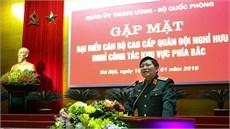 Kết quả thực hiện công tác chính sách 6 tháng đầu năm 2019 của các cơ quan, đơn vị trong toàn quân