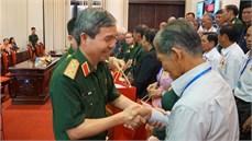 Tiếp tục đổi mới hình thức và thực hiện tốt hơn nữa công tác Đền ơn đáp nghĩa trong Quân đội