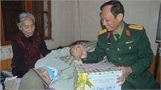 Lực lượng vũ trang tỉnh Nam Định thực hiện tốt chính sách hậu phương Quân đội
