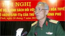 Tỉnh Hà Tĩnh tổng kết thực hiện chế độ, chính sách đối với dân công hỏa tuyến theo Quyết định 49 của Thủ tướng Chính phủ