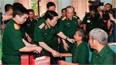 Toàn quân thực hiện có hiệu quả hoạt động công tác chính sách nhân dịp kỷ niệm 72 năm Ngày Thương binh - Liệt sĩ