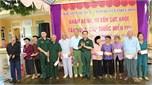 Học viện Quân y khám bệnh, cấp thuốc miễn phí, tặng quà đối tượng chính sách tại xã Triệu Châu, huyện Thiệu Hóa, tỉnh Thanh Hóa