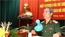Quân khu 3 tổng kết thực hiện chế độ, chính sách đối với dân công hỏa tuyến theo Quyết định 49/2015/QĐ-TTg của Thủ tướng Chính phủ