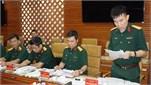 Đoàn công tác Văn phòng Ban Chỉ đạo quốc gia 515 kiểm tra công tác tìm kiếm, quy tập hài cốt liệt sĩ
