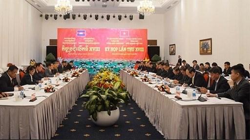 Ủy ban Chuyên trách Chính phủ Việt Nam và Ủy ban Chuyên trách Chính phủ Vương quốc Campuchia tổ chức Kỳ họp lần thứ XVIII về tiếp tục tìm kiếm, quy tập hài cốt liệt sĩ tại Campuchia