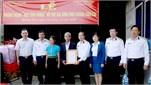 Các đơn vị thuộc Quân chủng Hải quân tặng Nhà tình nghĩa các gia đình chính sách