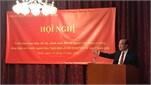 Hội nghị triển khai thực hiện chế độ, chính sách đối với người Việt Nam có công với cách mạng đang định cư tại Cộng hòa Bungari