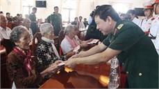 Tổng cục Chính trị tổ chức các hoạt động Đền ơn đáp nghĩa tri ân các đối tượng chính sách trên địa bàn tỉnh Long An