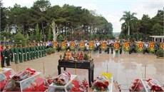 Ban Chỉ đạo 515 tỉnh Đắk Lắk  tích cực triển khai thực hiện công tác tìm kiếm, quy tập hài cốt liệt sĩ