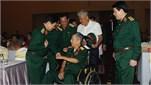 Quân ủy Trung ương, Bộ Quốc phòng gặp mặt cán bộ cao cấp Quân đội nghỉ hưu, nghỉ công tác khu vực phía Nam