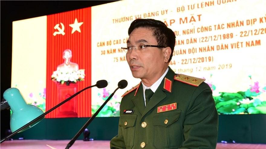 Bộ Tư Lệnh Quan Khu 4 Gặp Mặt Can Bộ Cao Cấp Quan đội Nghỉ Hưu Nghỉ Cong Tac Tren địa Ban Quan Khu