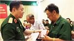 Tổng cục Chính trị gặp mặt, tặng quà các gia đình chính sách,  người có công với cách mạng tại tỉnh Tây Ninh