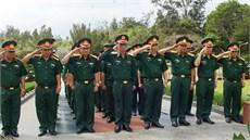 Bộ Tư lệnh Quân khu 7 tổ chức các hoạt động Đền ơn đáp nghĩa tại huyện Côn Đảo, tỉnh Bà Rịa - Vũng Tàu