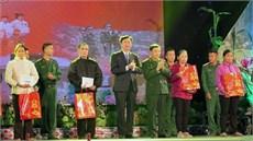 Tổng cục Chính trị tổ chức các hoạt động Đền ơn đáp nghĩa trên địa bàn tỉnh Hà Giang