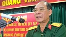 Đội K70/Cục Chính trị Quân khu 7 tổ chức Hội nghị sơ kết thực hiện nhiệm vụ tìm kiếm, quy tập hài cốt liệt sĩ đợt 1 giai đoạn XIX mùa khô 2019 - 2020