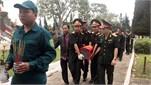 Tỉnh Quảng Nam tổ chức  Lễ truy điệu và an táng hài cốt liệt sĩ