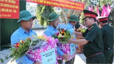 Đội K52/Bộ CHQS tỉnh Gia Lai thực hiện có hiệu quả công tác tìm kiếm, quy tập hài cốt liệt sĩ