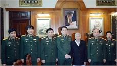 Kết quả thực hiện công tác chính sách đối với Quân đội, hậu phương Quân đội và các hoạt động Đền ơn đáp nghĩa của Cơ quan Tổng cục Chính trị trong Quý I năm 2020
