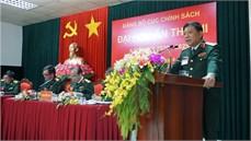 Đảng bộ Cục Chính sách/TCCT tổ chức Đại hội lần thứ XII, nhiệm kỳ 2020 - 2025