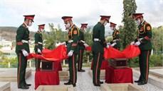 Tỉnh Khánh Hòa tổ chức Lễ truy điệu và an táng 04 hài cốt liệt sĩ