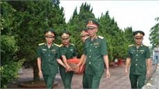 Tỉnh Quảng Trị tổ chức Lễ truy điệu và    an táng hài cốt liệt sĩ