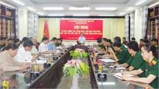 Ban Chỉ đạo 515 tỉnh Thừa Thiên Huế tổ chức Hội nghị sơ kết công tác chỉ đạo tìm kiếm, quy tập hài cốt liệt sĩ mùa khô 2019 - 2020