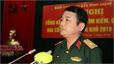 Ban Chỉ đạo 515 tỉnh Nghệ An tổ chức Hội nghị tổng kết công tác tìm kiếm, quy tập hài cốt liệt sĩ mùa khô năm 2019 - 2020