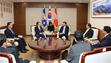 Đoàn công tác Ban Chỉ đạo Quốc gia 1237 thăm và làm việc tại Hàn Quốc.