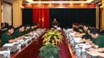 Tổng cục Chính trị Quân đội nhân dân Việt Nam tổ chức Hội thảo thống nhất nội dung kế hoạch hoạt động kỷ niệm 70 năm Ngày Thương binh, liệt sĩ