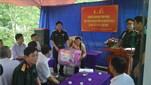 Bộ CHQS tỉnh Phú Thọ khánh thành, bàn giao Nhà tình nghĩa cho gia đình liệt sỹ Lã Văn Huy