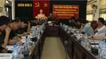 Đoàn công tác Bộ Quốc phòng kiểm tra việc triển khai hoạt động  kỷ niệm 70 năm Ngày thương binh, liệt sĩ tại Quân khu 3 và Bộ CHQS tỉnh Nam Định