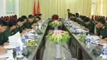 Đoàn công tác của Văn phòng Ban Chỉ đạo quốc gia 1237 kiểm tra, nắm tình hình thực hiện Đề án 1237 tại một số địa phương thuộc Quân khu 4