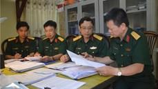 Quân khu 3 đẩy nhanh tiến độ thực hiện chế độ, chính sách đối với dân công hỏa tuyến theo Quyết định số 49/2015/QĐ-TTg ngày 14/10/2015 của Thủ tướng Chính phủ