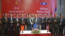 Kỳ họp lần thứ XXII giữa Ban Công tác đặc biệt hai Chính phủ Việt Nam - Lào