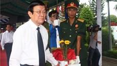 Tỉnh Đồng Nai tổ chức Lễ truy điệu và an táng hài cốt liệt sĩ hy sinh trong trận đánh tại sân bay Biên Hòa đêm 31/01/1968