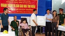 Lực lượng vũ trang tỉnh Hải Dương tiếp tục thực hiện có hiệu quả công tác người có công với cách mạng