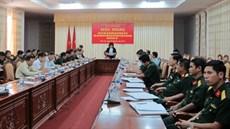 Đắk Lắk tổ chức Hội nghị tổng kết công tác tìm kiếm, quy tập hài cốt liệt sĩ quân tình nguyện và chuyên gia Việt Nam hy sinh tại Campuchia mùa khô 2016 - 2017